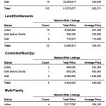 Market Report for South Lake Tahoe-July