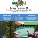 Inaugural Turkey Trot to raise funds for Tahoe Coalition for the Homeless